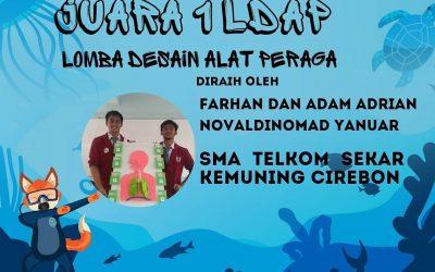 Prestasi se-Jawa Barat LDAP dan LKBB