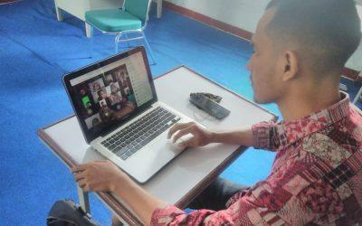 Pelaksanaan Test Bersama Gelombang 1 SMA Telkom Sekar Kemuning IBS secara ONLINE