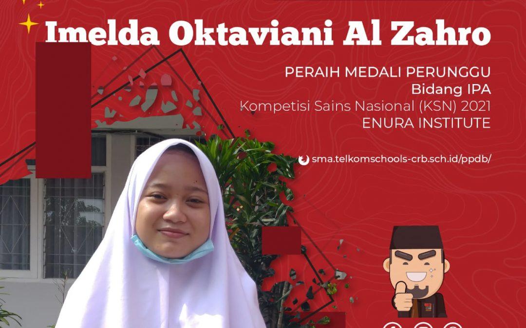 SMA Telkom Sekar Kemuning IBS Meraih Medali dalam KOMPETISI SAINS NASIONAL (KSN) 2021