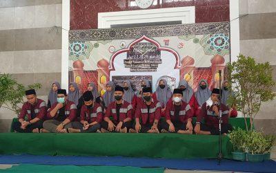 Khataman juz 1,2,28,29 dan 30 di Ponpes, Siswa-siswi SMA Telkom Cirebon banyak yang khatam